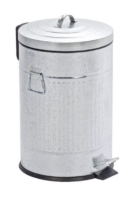 Wenko New York Easy Close Pedal Bin 20L